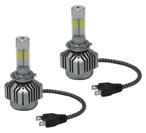 KIT X2 LAMPARAS LED H7  BLX091